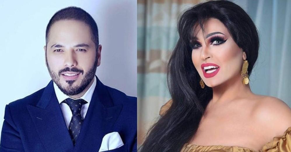 """كليب """"سكاكر السكر"""" لـ رامي عياش وفيفي عبده يتخطى المليونين.. بالفيديو"""