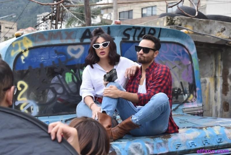 """ناتاشا تطرح فيديو كليب أغنيتها الجديدة """"إذا مش قادر عالحب""""-بالفيديو"""