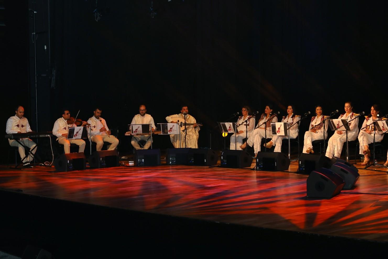 مالوف الخضراء... أمسية حملت التراث الموسيقي التونسي إلى الدوحة