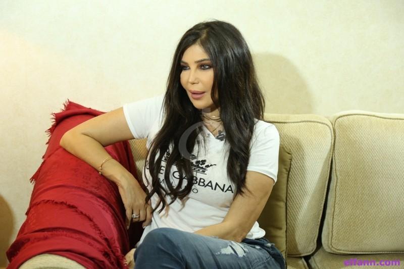 """خاص وبالفيديو- مي حريري: """"هذه الأغنية غناها ملحم بركات لفنانة مشهورة بعد إنفصالنا"""""""