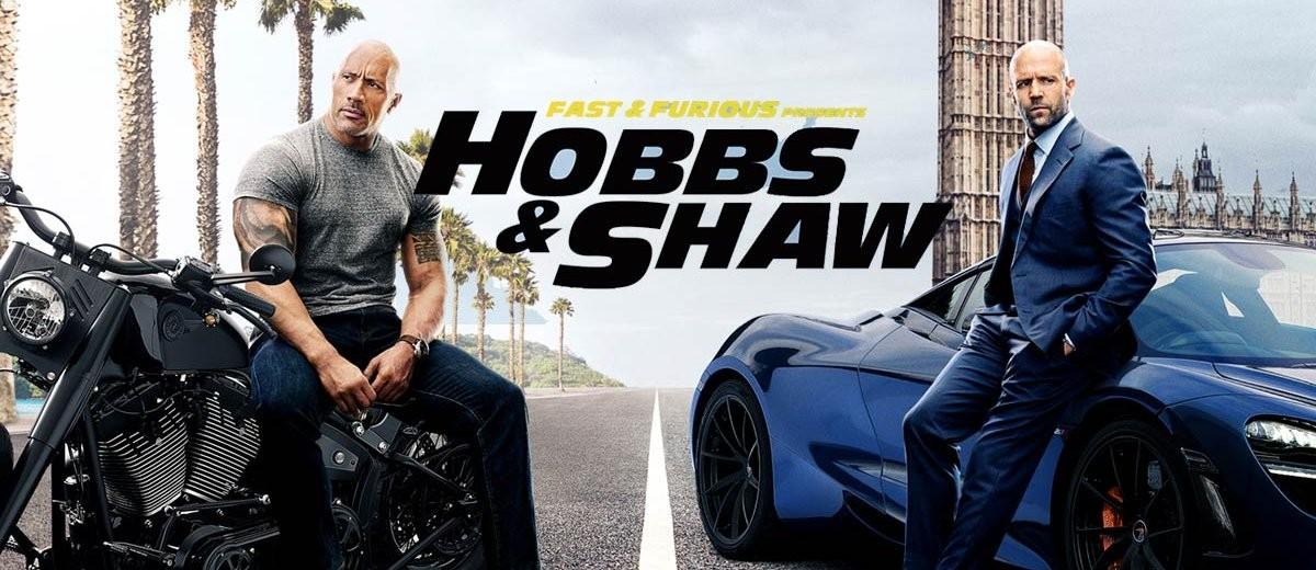 Hobbs & Shaw يحقق 437 مليون دولار أميركي إيرادات حول العالم