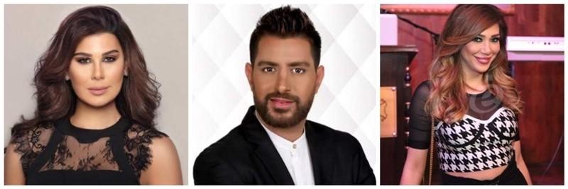هذا ما تابعه سيرج أسمر وديانا رزق ودانيا الحسيني وغيرهم..وماذا قالوا عن الأعمال الرمضانية؟