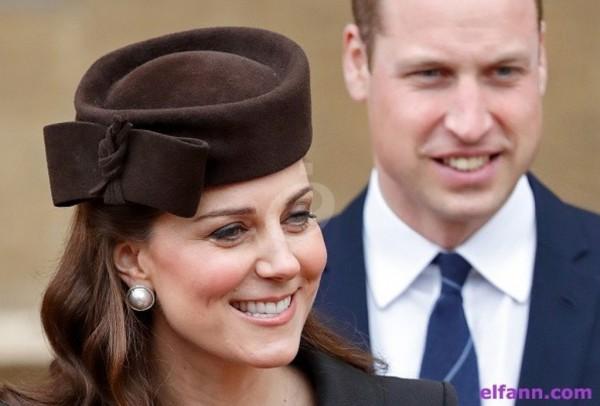 الأمير وليام وزوجته كيت إلى باكستان