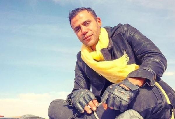 """محمد إمام في صورة من كواليس """"لص بغداد"""" ومن هم الذين شكرهم؟"""