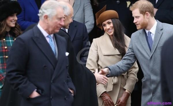 الأمير تشارلز يعبّر عن إعجابه بـ ريهانا وما علاقة الامير هاري؟