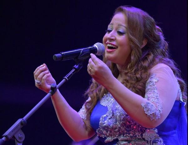 """ريهام عبد الحكيم تغني شارة مسلسل """"الأزهر"""""""