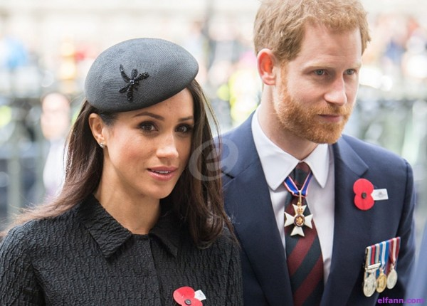 الأمير هاري وميغان ماركل يحسمان الجدل حول مكان ولادة طفلهما