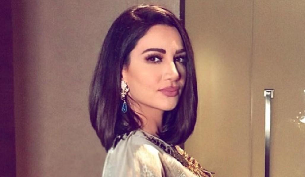 """ديانا حداد تغني للسعودية """"سيوف العز"""".. بالفيديو"""