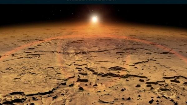 لمحبي المغامرة ..أصبح بإمكانكم تسجيل أسمائكم على سطح المريخ!