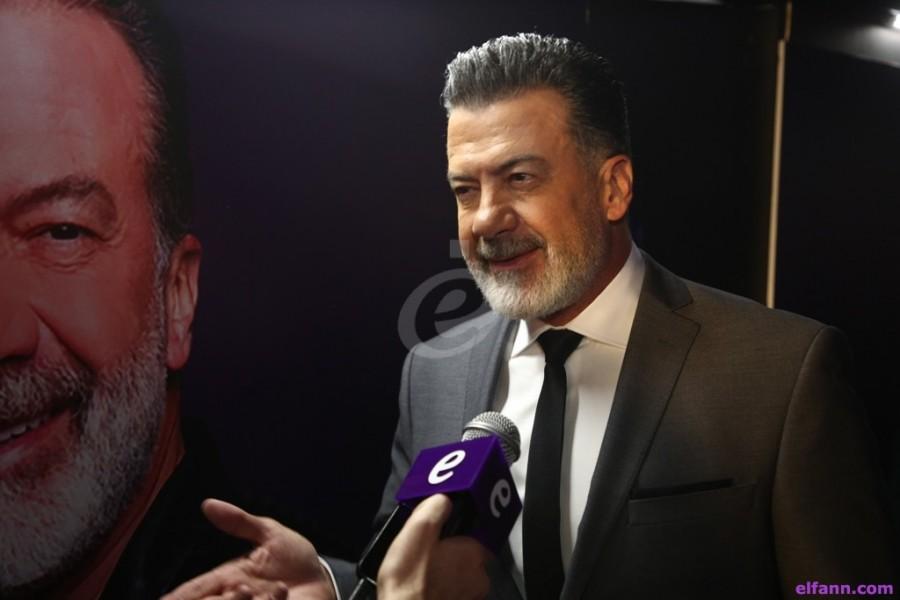 طوني بارود يقدم أكبر عرض عسكري للجيش اللبناني