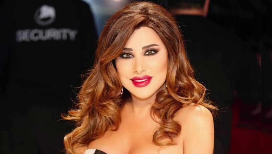 بالصورة- نجوى كرم وجه لبنان الحياة
