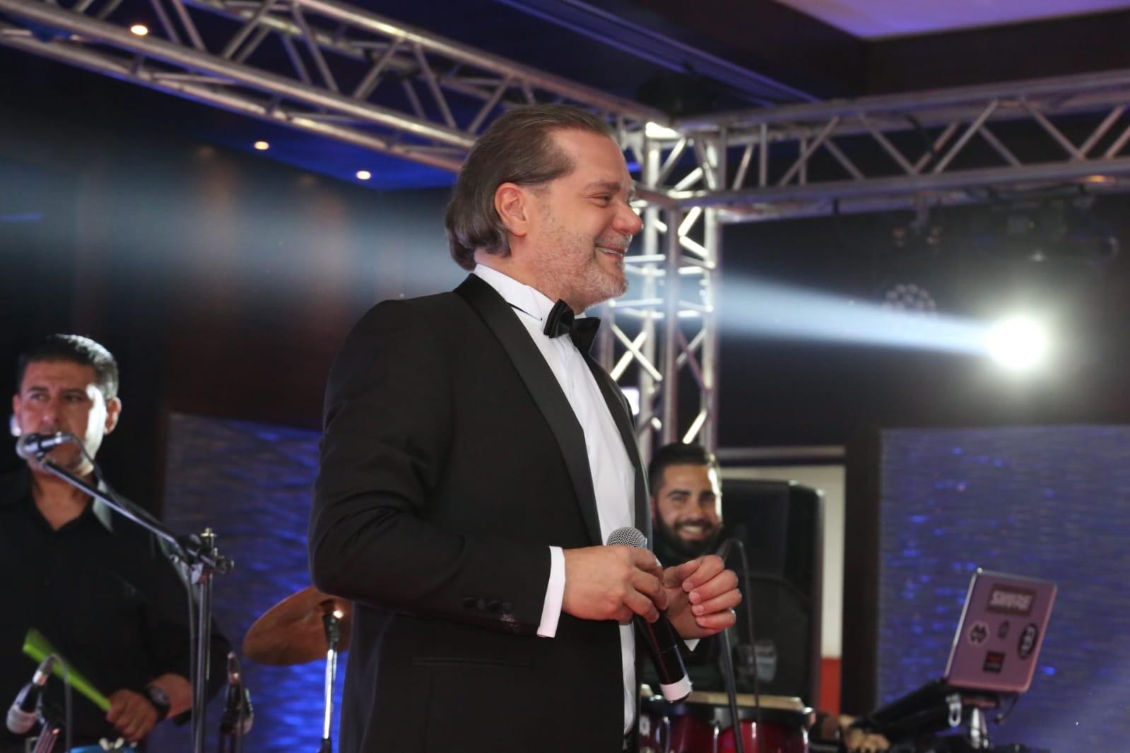 """هاني العمري يطرح جديده """"مسكون"""" ويحيي حفلاً في الأردن"""