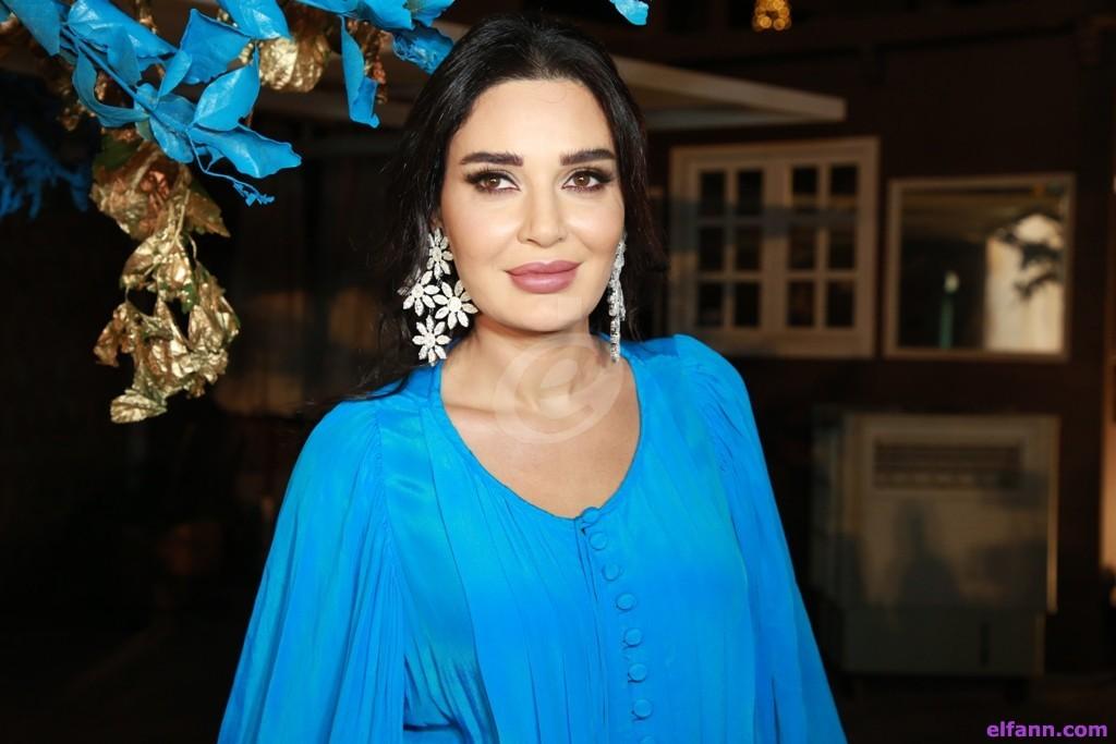 سيرين عبد النور تحجب التعليق على فيديو لقائها بـ نادين نسيب نجيم