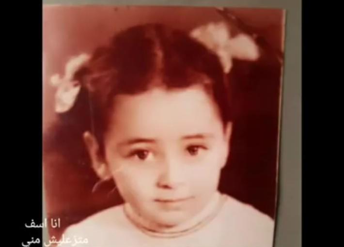 هل تستطيعون معرفة من هذه الطفلة التي اصبحت اليوم ممثلة شهيرة؟