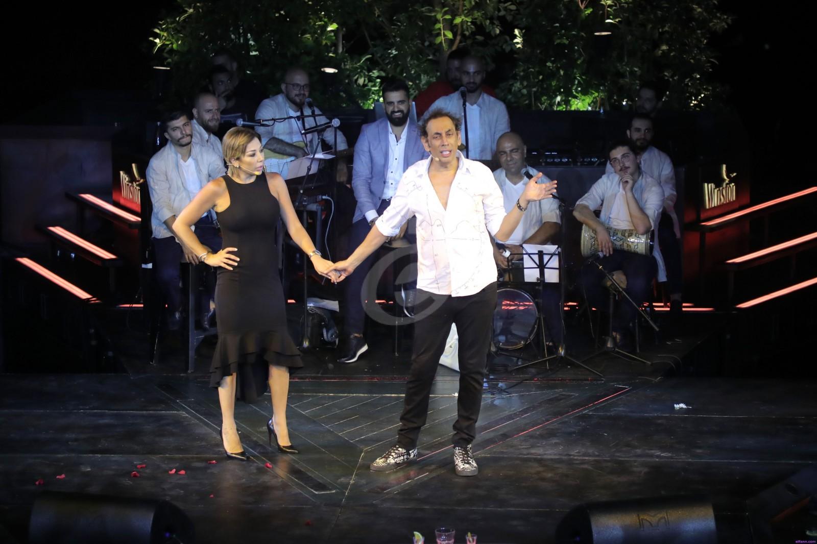 """ماريو باسيل: """"رولا شامية وحشة تمثيل"""".. ولطشة من رولا شامية لـ نعيم حلاوي"""