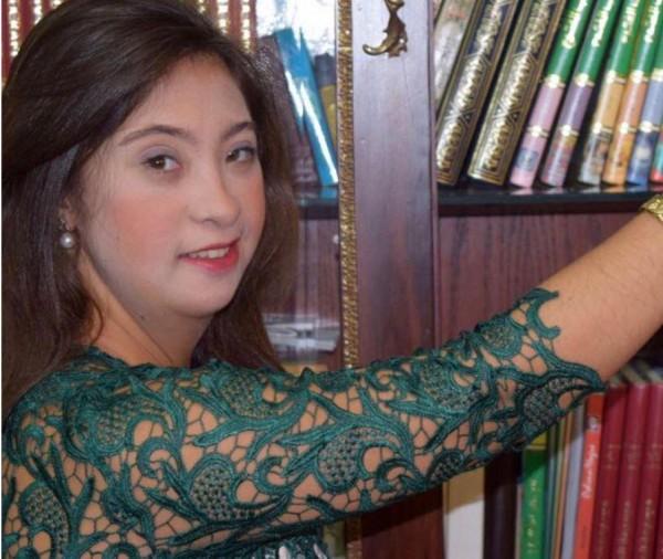 رحمة خالد حسين من ذوي الإحتياجات الخاصة حققت حلمها في التلفزيون