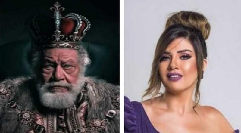 رانيا فريد شوقي تُغضب يحيى الفخراني