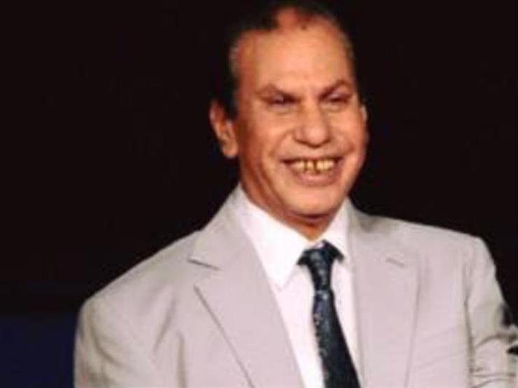 وفاة الممثل المصري شوقي طنطاوي عن 66 عاماً