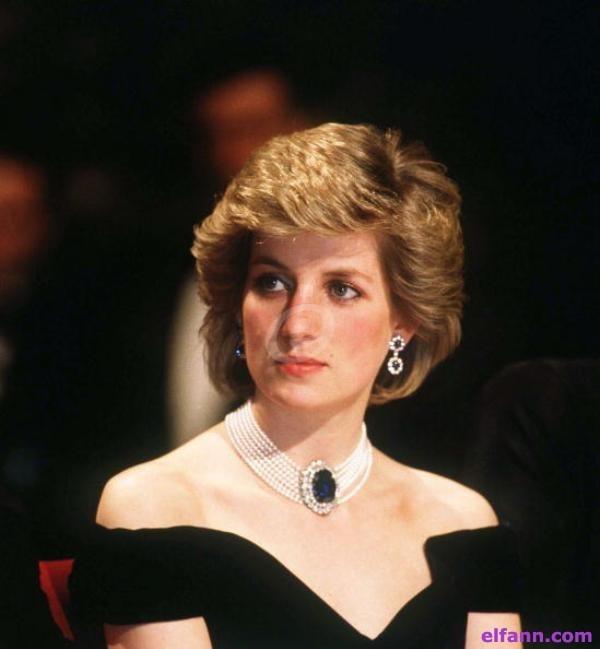 الأميرة ديانا عانت من الإكتئاب بعد ولادة الأمير ويليام وما فعلته بنفسها خطير