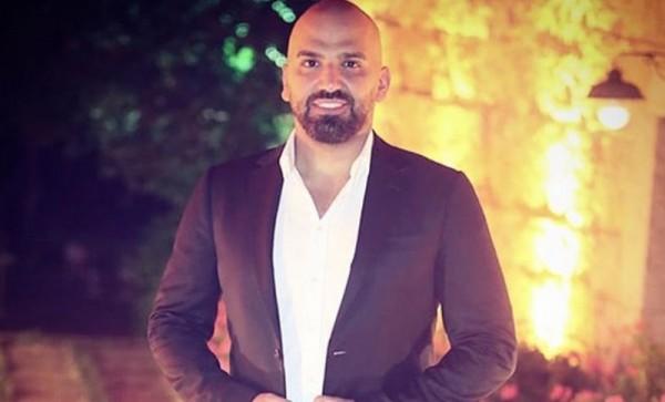 ناجي أسطا في منزل وائل كفوري دعماً له- بالصورة