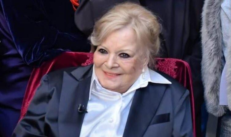 """نادية لطفي تنفي خبر وفاتها: """"صحتي زي الفل"""""""