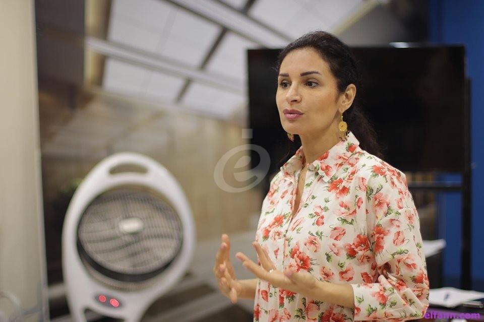 خاص بالصور- رشا شربتجي تدرّب وتكتشف المواهب الشابة.. وهذا ما قالته