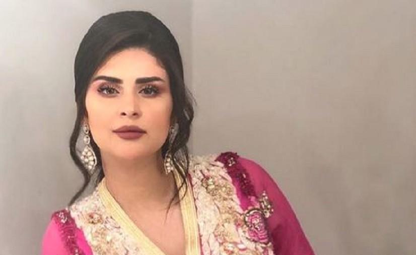 شاهد سلمى رشيد وهي حامل وصورة جنينها
