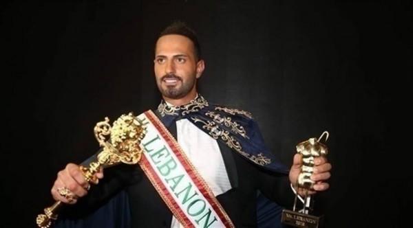 خاص- ملك جمال لبنان رامي عطا الله محام في هوليوود