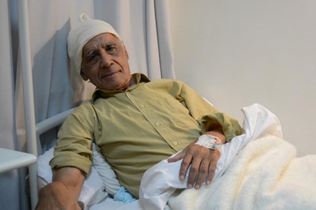وفاة الممثل المغربي مولاي عبد الله العمراني