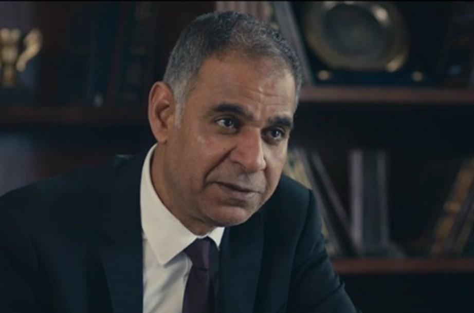 """محمود البزاوي مدير أعمال مصطفى شعبان في """"أبو جبل"""""""