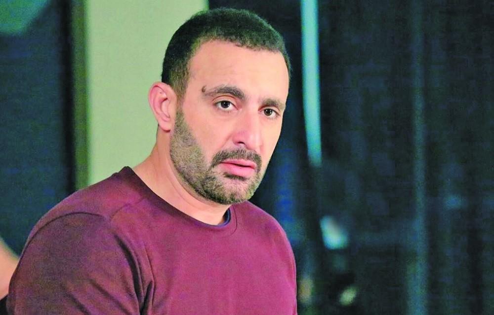 خاص الفن - أحمد السقا يكثف وقته في النادي الرياضي لهذا السبب
