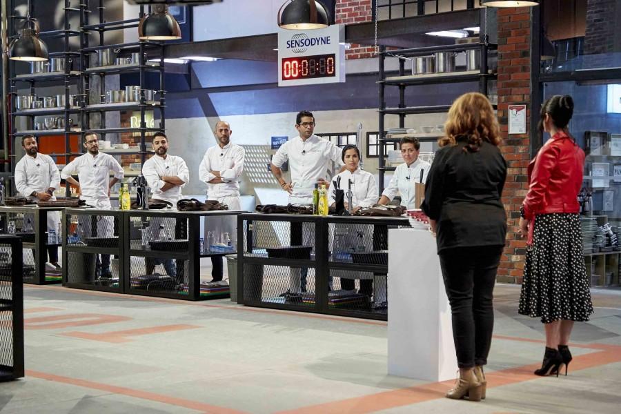 """الإختبارات والتحديات تزداد صعوبة وتعقيداً في """"Top Chef"""".. بالصور"""