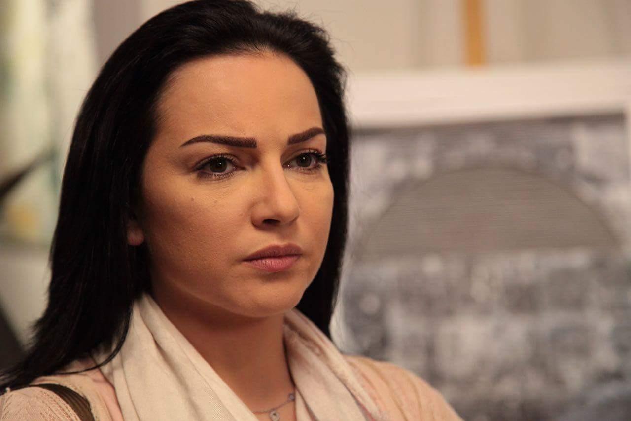 خاص الفن- صفاء سلطان تدخل المستشفى بشكل إسعافي