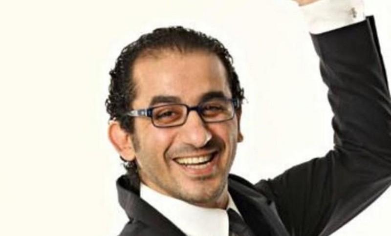 """أحمد حلمي يتحضّر لـ""""خيال مآته""""- بالصورة"""