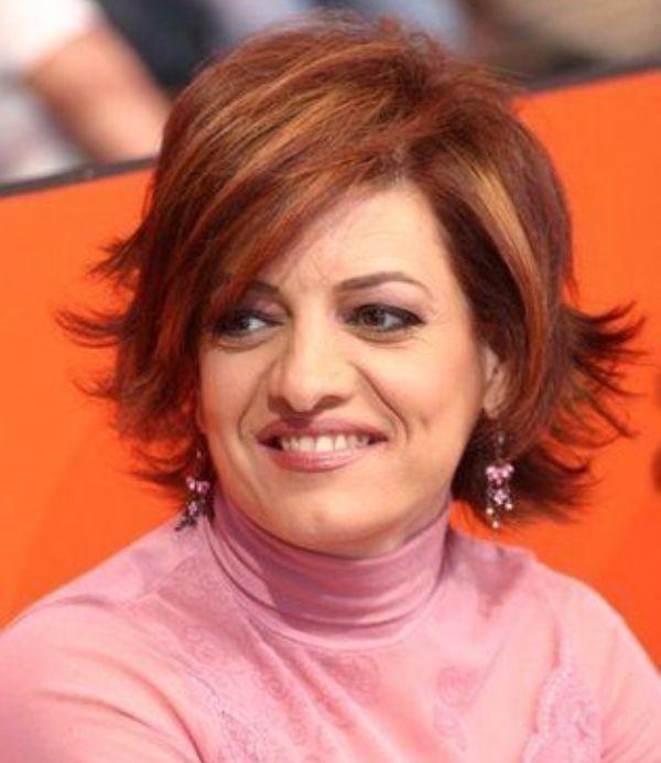 عايدة صبرا تحتفل بتخرج ابنها -بالصور