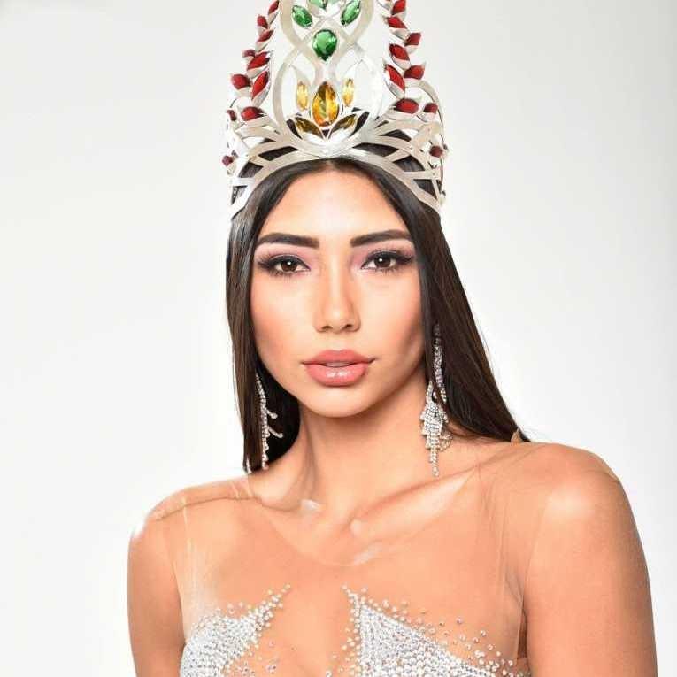سحب اللقب من ملكة جمال بوليفيا لأنها لم تتقيد بشروط العقد وهذا ما فعلته