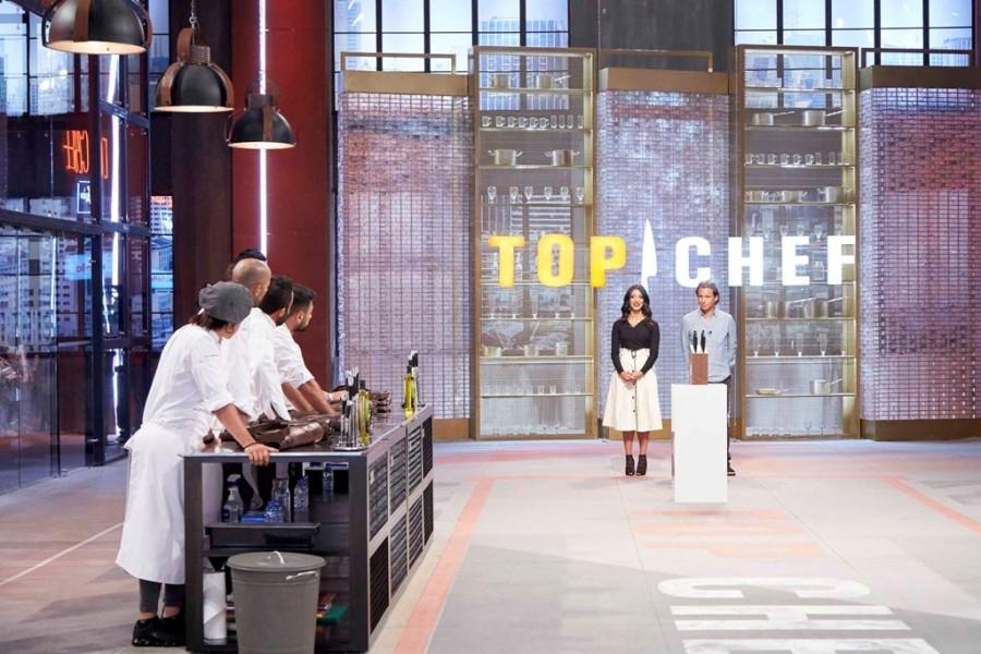 7 مشتركين تأهلوا إلى الحلقة المقبلة في Top Chef ..بالصور