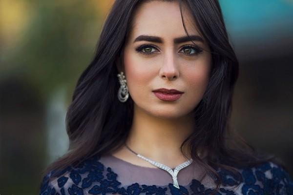 """خاص الفن- هبة مجدي تكشف عن طبيعة شخصيتها في الفيلم القصير """"حب ايه"""""""