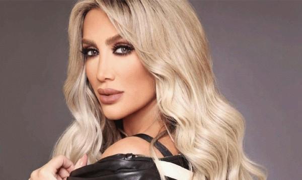 شاهدوا كيف كان شكل مايا دياب عندما كانت مشتركة في مسابقة ملكة جمال لبنان 1998- بالفيديو