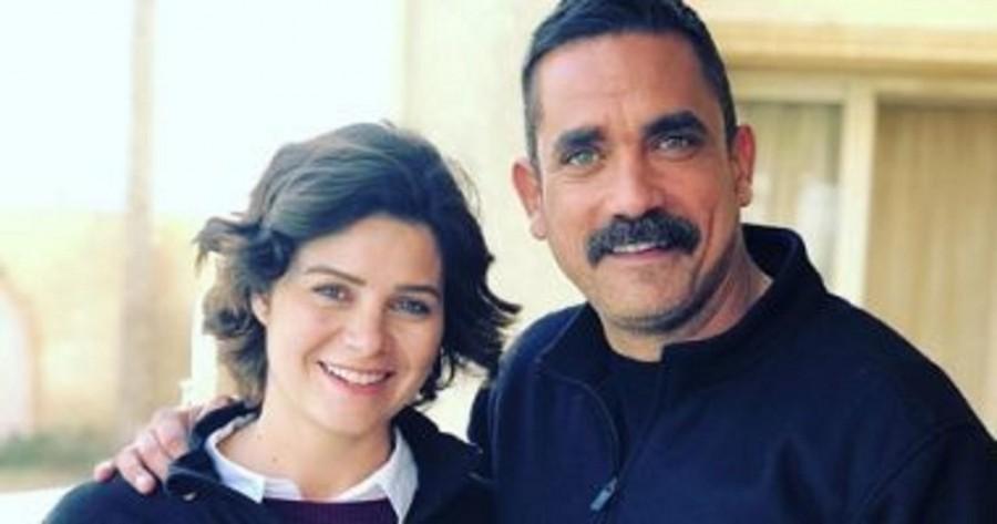 """أمير كرارة يصوّر مشاهد جديدة من """"كلبش 3"""" مع يسرا اللوزي"""