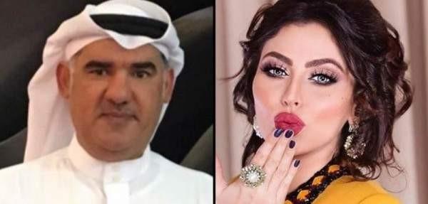 صالح الجسمي يهاجم مريم حسين مجدداً وهي ترد : اعترف بحبك لي 