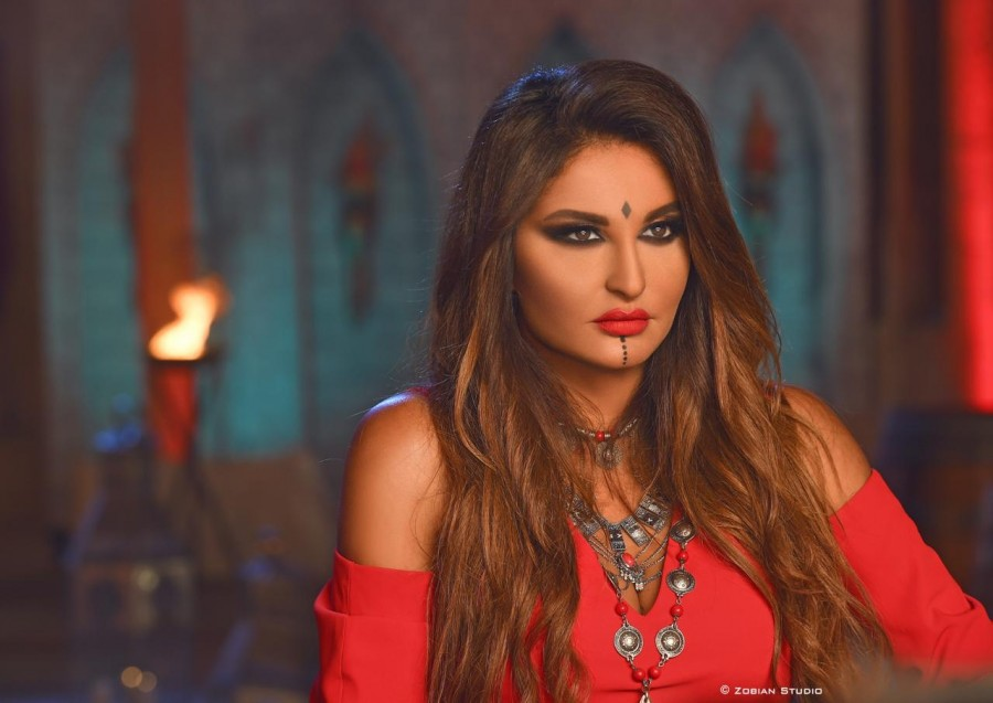 شذى حسون تكشف عن تطورات حالتها الصحية.. بالصورة