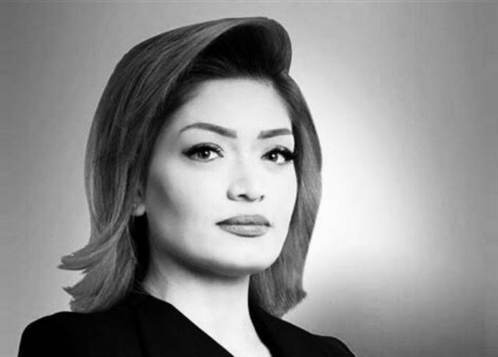 وفاة زوج الإعلامية أسماء قنديل