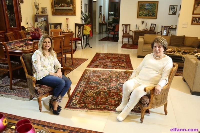 بالفيديو - شيراز فرحات شبيب تكشف علاقتها بالعذراء مريم بعد إستشهاد إبنها كارلوس
