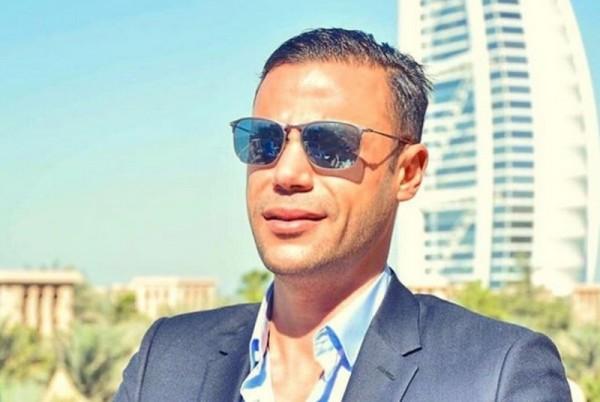 """محمد إمام بصورة من كواليس """"لص بغداد"""""""