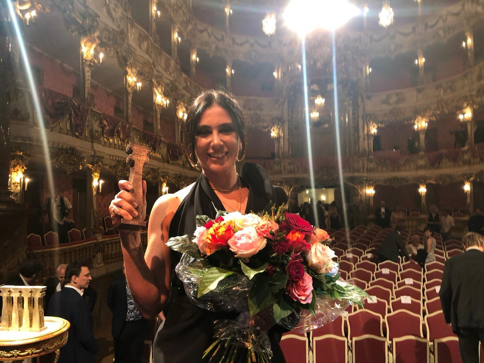 """جائزة عالمية جديدة لـ نادين لبكي عن فيلمها """"كفرناحوم"""".. بالصورة"""
