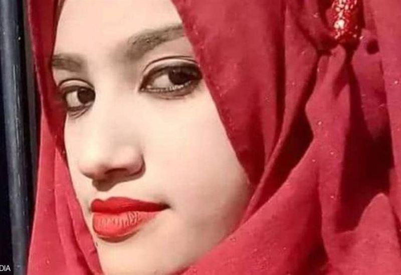 أُحرِقت بسبب إبلاغها عن تحرّش مدير مدرستها بها!!