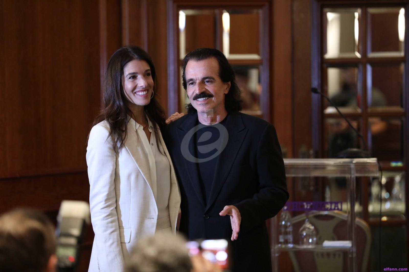 """Yanni في لقاء حصري مع """"الفن"""": أشعر أني في منزلي..وهذا رأيي بالأكل اللبناني"""