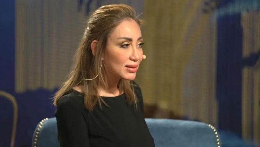 ريهام سعيد تنهار بكاءً مباشرة على الهواء وما علاقة والدتها؟ بالفيديو