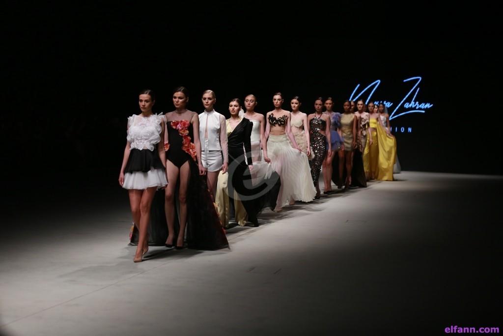 """نجوى زهران: """"لي خطي الخاص في الأزياء وتصاميمي جريئة بالأنوثة"""""""